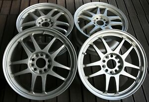 Racing Hart Cp 035 Super Forged True Jdm 17 7 5jj