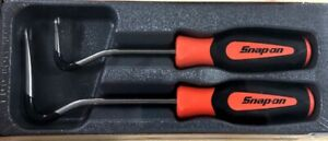 New Snap on Orange 2 Piece Snap on Tools Non Marring Trim Pad Tool Set Asgp102bo