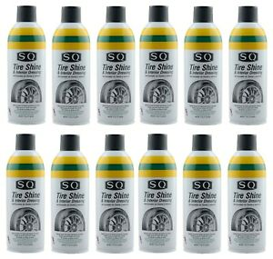 Tire Shine 12 Pack 11 Oz Per Bottle Not For Sale In Ca