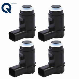 4pc For Ford Bumper Backup Parking Sensor Reverse Sensor W Clear O Ring
