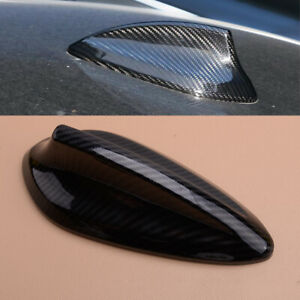 Carbon Fiber Style Antenna Shark Fin Cover Trim Fit For Bmw F48 F49 F45 F20 F15