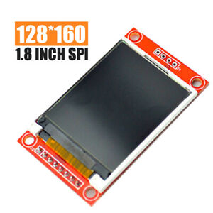 1 8inch Spi Tft St7735s Display Module 128x160 51 avr stm32 arm Assembly Part