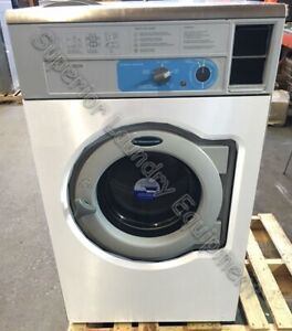 Wascomat W630 Washer extractor 30lb Coin 220v 3ph Reconditioned