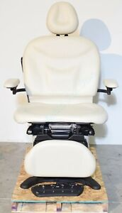 Midmark Ritter 630 020 Power Procedure Chair Table With Programmable Control