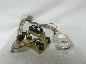 Coherent Compass 215m 10 Laser Head Heatsink W 215m Controller cable mirrors