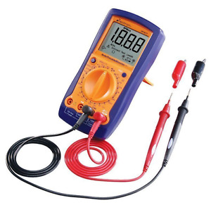Actron Cp7677 Auto Digital Multimeter Engine Analyzer