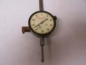 Starrett No 25 441 Dial Indicator 001 Made In Usa