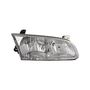 Headlight Right Passenger Side High Quality Capa For 2000 2001 Toyota Camry