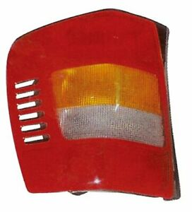 Fits 99 02 Jeep Grand Cherokee Driver Side Tail Light