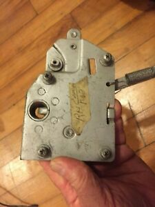 Nos Latch For Early Mgb Door Believe 64 67