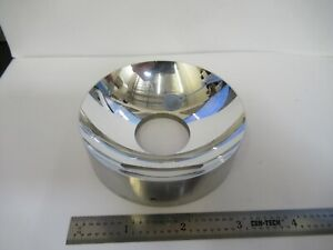 Optical Metal Heavy Concave Reflector Mirror Optics As Pictured q6 a 113