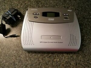 Plus 6000 Mp3 Digital Music On Hold Player 64 Mb On hold For Pbx Systems
