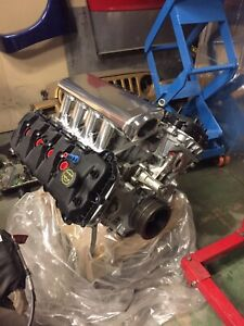 Holley 829031 Sniper Efi Fabricated Intake Manifold 2011 14 Ford 5 0l Coyote