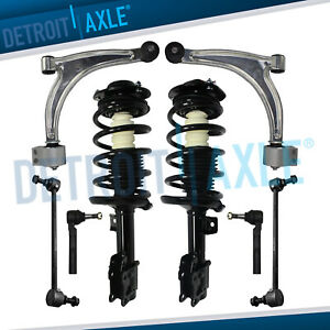 Front Control Arms Lower Control Arms Complete Struts Chevy Malibu Pontiac G6