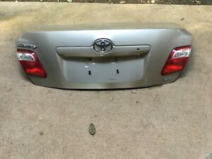 2007 2008 2009 2010 2011 Toyota Camry Trunk Lid