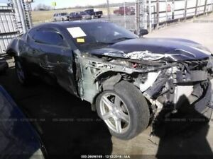 Driver Front Seat Bucket Electric Coupe Fits 16 17 Camaro 2008379