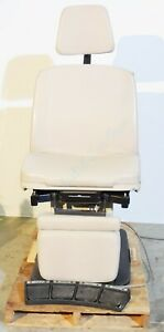 Midmark 75 Anniversary Series 419 Power Exam Chair With Foot Control