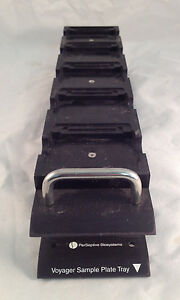 Biosystems Perseptive Voyager Sample Plate Tray
