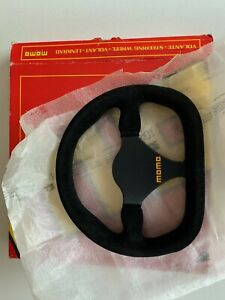 Momo Mod 27 Steering Wheel Diameter 270mm 10 62 Black Suede