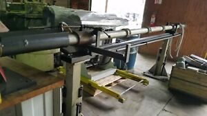 Lns Hydrobar Bar Feed Bar Feeder For Cnc Lathe Swiss