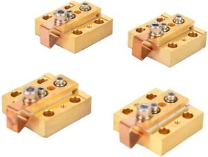 Lot 4 High Power Conduction Cooled Package Ccp Laser Diode Bar Cs Mount Emitter