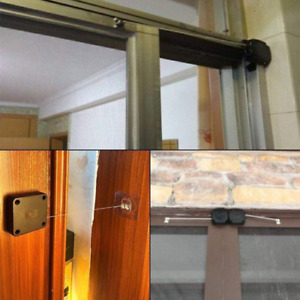 Punch free Automatic Sensor Door Closer Free Shipping