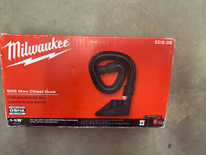 Milwaukee 1 1 8 Sds Max Chisel Boot 5318 de New In Box