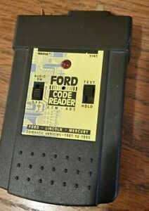 Ford Code Reader Innova 3143 Domestic Vehicles 1981 1995