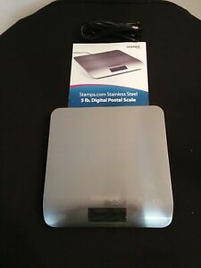 Stamps com 5 Lb Digital Postage Scale Sdc 550 W Usb Cable