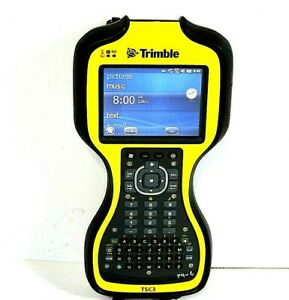 Trimble Tsc3 Ranger 3 Data Collector Controller W 2 4ghz Radio 81802 01a