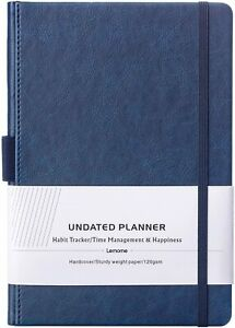 Premium Undated Weekly Monthly Planner