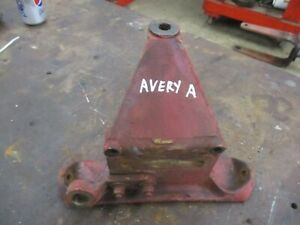 Bf Avery A Fuel Tank Mounting Bracket Steering Bearing Support Antique Tractor