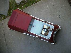 1962 Oldsmobile Cutlass F 85 Rare Oem Super Nice Floor Console And Auto Shifter