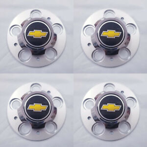 Chevrolet Chevy Gmc Truck 5 Lug 15 15x8 15x7 Rally Wheel Center Hub Cap New