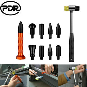 Pdr Paintless Dent Repair Tools Hail Ding Hammer Tap Down Pen Car Body Repair
