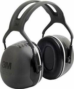 3m Peltor X5a Over the head Ear Muffs Noise Protection Nrr 31 Db manufacturing