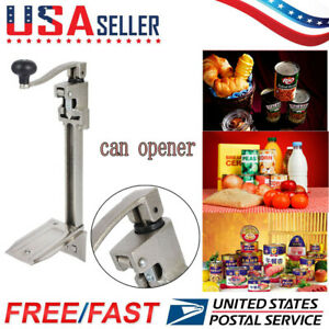 11 Large Heavy duty Commercial Kitchen Restaurant Food Lid Can Opener Table Usa