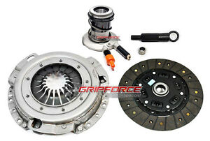Gf Hd Clutch Kit W Slave 88 92 Ford Ranger Bronco Ii 2 0l 2 3l 2 9l 3 0l I4 V6