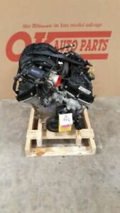 11 14 Ford Mustang 3 7l Engine Motor Assembly