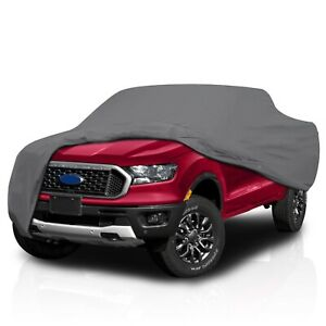 Psd Supreme Full Truck Cover For Nissan Frontier 4 Door Extended Cab Short Bed