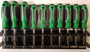 Matco Tools 10 Piece Metric Nut Driver Set Snap On