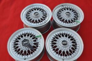 Bbs Rs Pcd114 3 Rs264 Rs265 17 Wheels 17x7j 45 8j 40 Is300 Toyota Mr2 Sw20