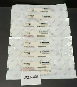 Medtronic Midas Rex Attachments Lot Of 7 Exp 2020