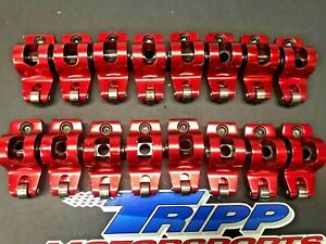 Big Block Chevy Aluminum 1 7 Ratio Roller Rocker Arms Dyno Time Only