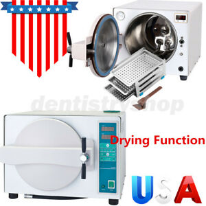 Dental Lab 18l Medical Autoclave Steam Sterilizer Sterilizition drying Function