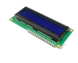 For Arduino Uno Nano Mega Raspberry Pi Blue Lcd With I2c Backpack Diy Projects A
