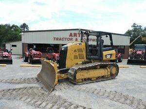 2016 Caterpillar D5k2 Xl Dozer Very Nice Watch Video Only 1670 Hours