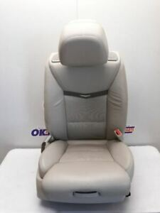 13 14 Cadillac Xts Platinum Passenger Right Front Bucket Seat Gray Leather