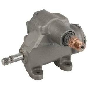 Remanufactured Manual Steering Gear Box For Chevy Bel Air Biscayne Impala