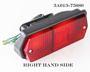 New Genuine Kubota Tractor Right Hand Side Tail Lights For M 5400 3a013 75880